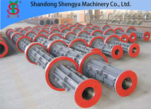 Cement Tube Making Machine