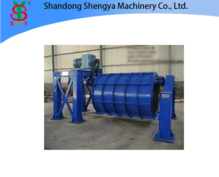 Concrete Pipe Rolling Machine