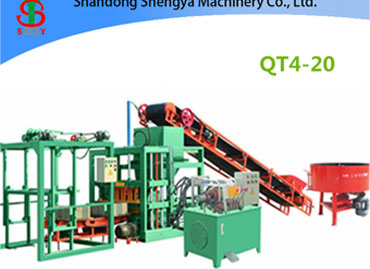 What Are The Characteristics Of Block Making Machine?