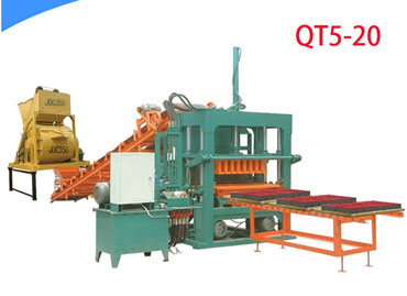 Hydraulic Concrete Block Machine Should Be Checked And Maintained Regularly