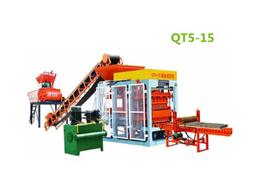 The Reason Why Hydraulic Concrete Block Machine Can Not Start Smoothly