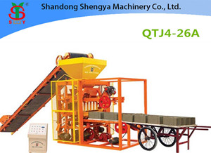 How Can I Purchase A Semi Automatic Block Machine With Quality Assurance?