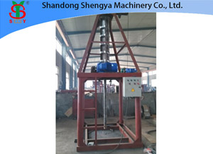 Pressurization Method of Cement Pipe Machine